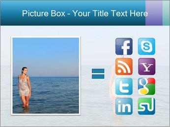 Greek Woman PowerPoint Templates - Slide 21