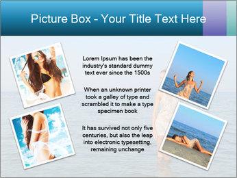 Greek Woman PowerPoint Templates - Slide 24