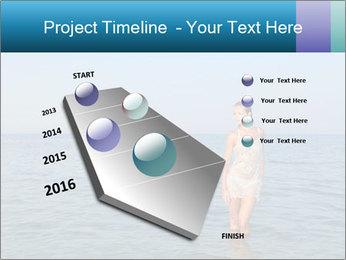 Greek Woman PowerPoint Templates - Slide 26