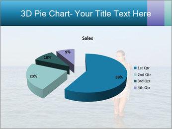 Greek Woman PowerPoint Templates - Slide 35