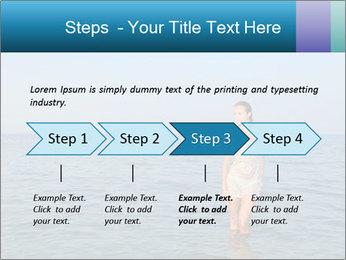 Greek Woman PowerPoint Templates - Slide 4