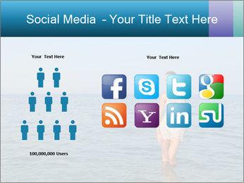Greek Woman PowerPoint Templates - Slide 5