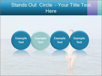 Greek Woman PowerPoint Templates - Slide 76
