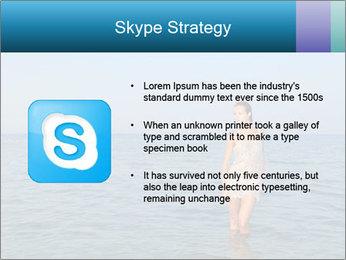 Greek Woman PowerPoint Templates - Slide 8