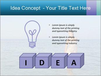 Greek Woman PowerPoint Templates - Slide 80