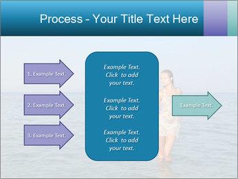 Greek Woman PowerPoint Templates - Slide 85