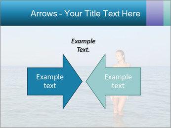 Greek Woman PowerPoint Templates - Slide 90