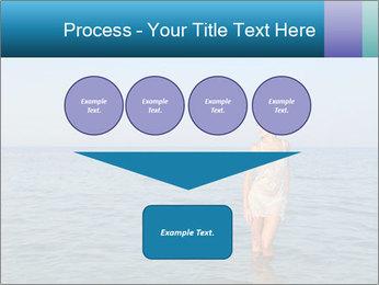 Greek Woman PowerPoint Templates - Slide 93