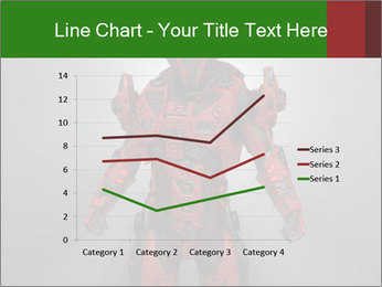 Scary Red Robot PowerPoint Templates - Slide 54