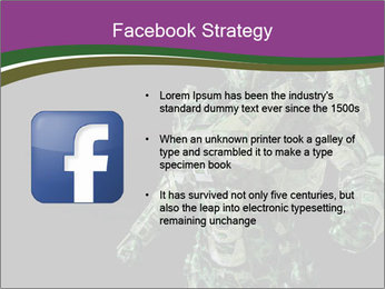 Green Robot PowerPoint Template - Slide 6