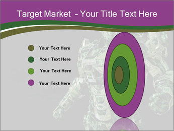 Green Robot PowerPoint Template - Slide 84