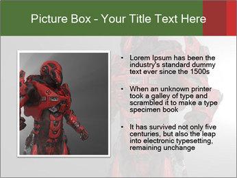 Robot Industry PowerPoint Templates - Slide 13