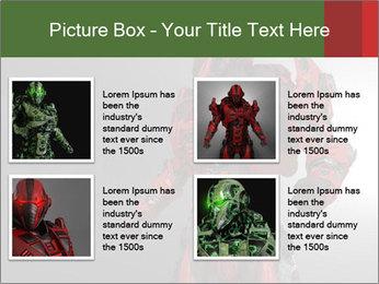 Robot Industry PowerPoint Templates - Slide 14