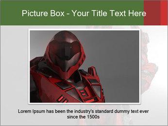 Robot Industry PowerPoint Templates - Slide 16