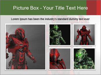 Robot Industry PowerPoint Templates - Slide 19