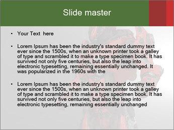 Robot Industry PowerPoint Templates - Slide 2