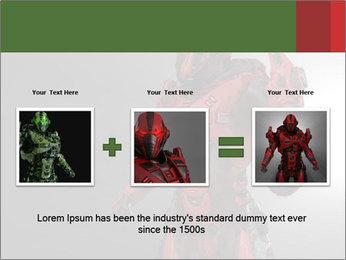 Robot Industry PowerPoint Templates - Slide 22
