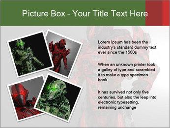 Robot Industry PowerPoint Templates - Slide 23