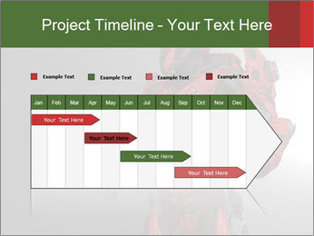 Robot Industry PowerPoint Templates - Slide 25