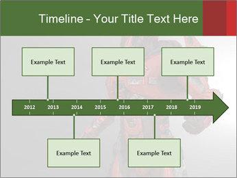 Robot Industry PowerPoint Templates - Slide 28
