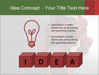 Robot Industry PowerPoint Templates - Slide 80