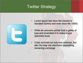 Robot Industry PowerPoint Templates - Slide 9