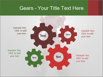 Robot Spreading Bright Light PowerPoint Templates - Slide 47