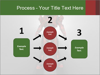 Robot Spreading Bright Light PowerPoint Templates - Slide 92