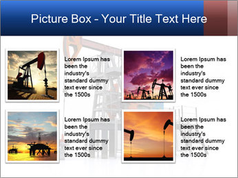 Oil Industry PowerPoint Templates - Slide 14