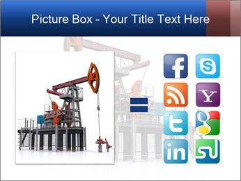 Oil Industry PowerPoint Templates - Slide 21