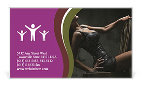 0000063550 Business Card Template