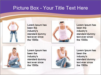 Stylish Summer Wear PowerPoint Templates - Slide 14