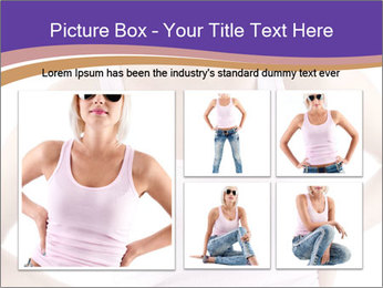 Stylish Summer Wear PowerPoint Templates - Slide 19