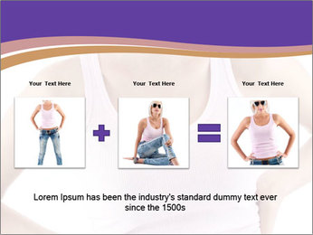 Stylish Summer Wear PowerPoint Templates - Slide 22