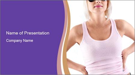 Stylish Summer Wear PowerPoint Template