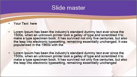 Stylish Summer Wear PowerPoint Template - Slide 2