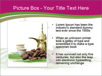 Tee and Dates PowerPoint Templates - Slide 13