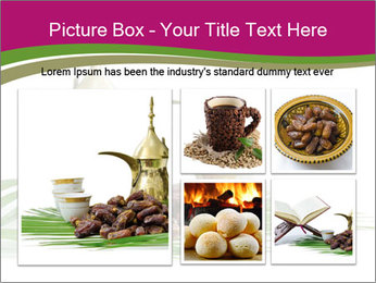 Tee and Dates PowerPoint Templates - Slide 19