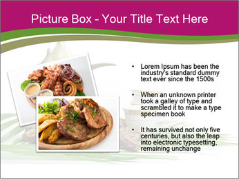 Tee and Dates PowerPoint Templates - Slide 20