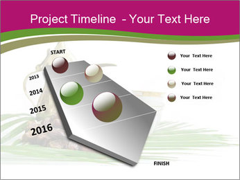 Tee and Dates PowerPoint Templates - Slide 26