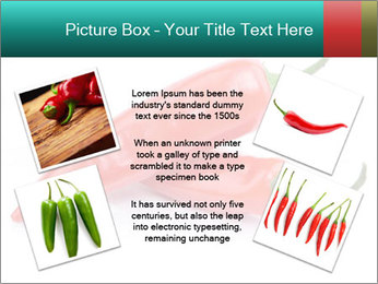 Two Hot Chili Peppers PowerPoint Template - Slide 24