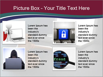IT Crime PowerPoint Template - Slide 14