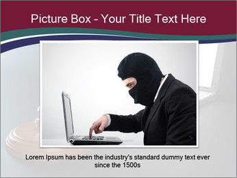 IT Crime PowerPoint Template - Slide 15