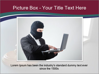 IT Crime PowerPoint Template - Slide 16