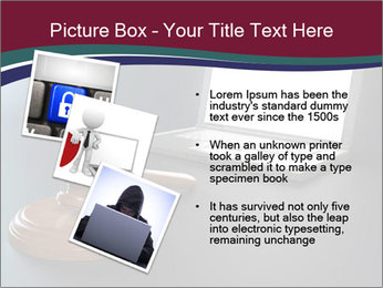 IT Crime PowerPoint Template - Slide 17