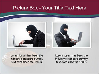 IT Crime PowerPoint Template - Slide 18