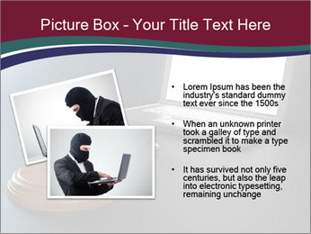 IT Crime PowerPoint Template - Slide 20