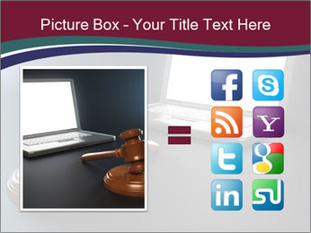 IT Crime PowerPoint Template - Slide 21