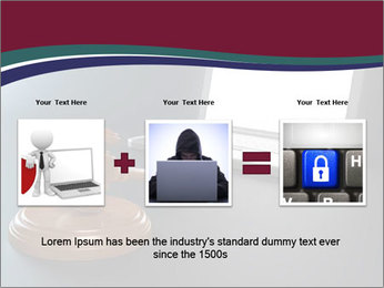 IT Crime PowerPoint Template - Slide 22