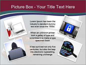 IT Crime PowerPoint Template - Slide 24